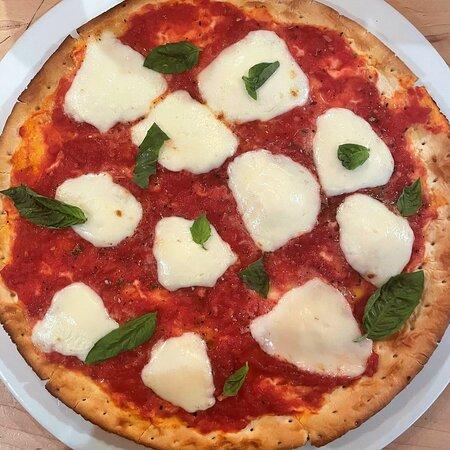 Gluten-free pizza!