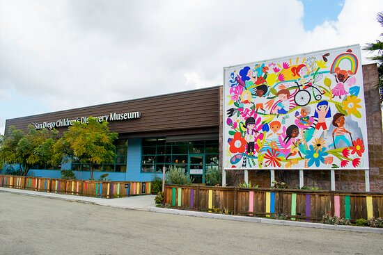 ‪San Diego Children's Discovery Museum‬