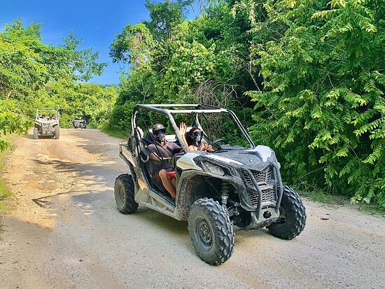Buggy Tour Playa del Carmen
