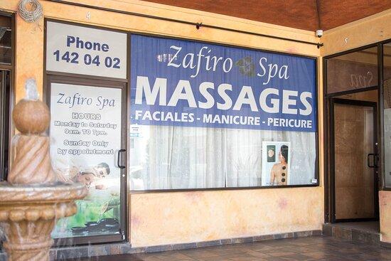 Zafiro Spa
