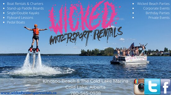 Wicked Watersport Rentals