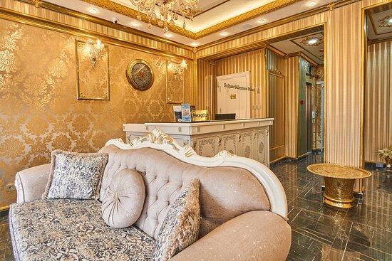Turquia: sultan suleyman palace hotel istanbul