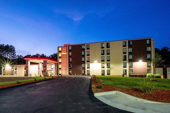 Breakfast Area - Ảnh về Red Roof PLUS+ Tuscaloosa - University - Tripadvisor