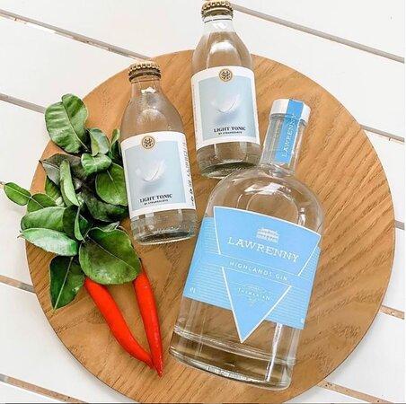 Lawrenny Highlands Gin