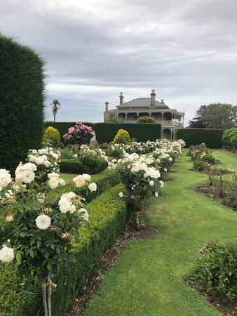 Ouse, Úc: Rose Garden