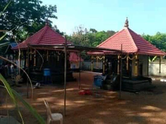 Mulluthara Devi Temple. Malamekkara, ADOOR, Pathanamthitta, kerala, pin-691523.  Mullutharayil sree bhadra kali Devi & Kariam Kali Moorthi Devi Temple .In that era,prohibition is an important culture. Generally,the Kuruthi pooja is conducting in the Bhadrakali temple Malamekkara,Adoor.