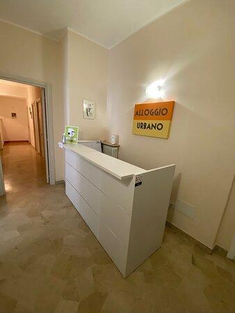 reception – Foto de Alloggio Urbano - Stazione, Terni - Tripadvisor