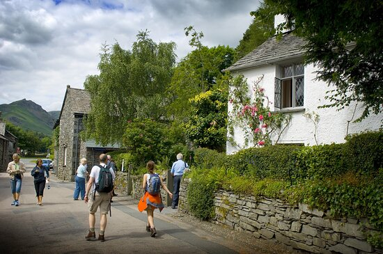 Grasmere, UK: Dove Cottage