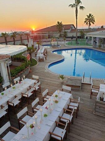 Evento privato in piscina