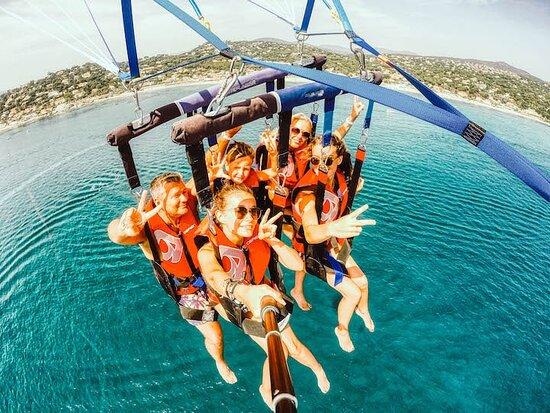 Sainte Maxime Parachute Ascensionnel