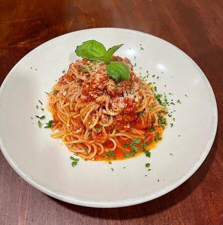 Pasta with Gravy