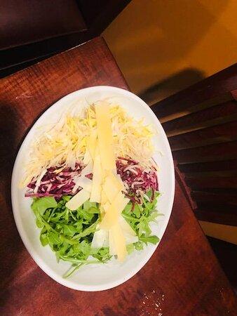 Tri-Color Salad