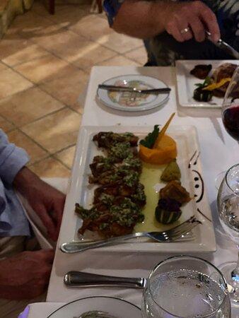 Dinner @ L'Auberge Gormande