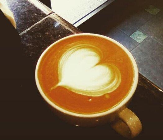 Latte art  ❤️