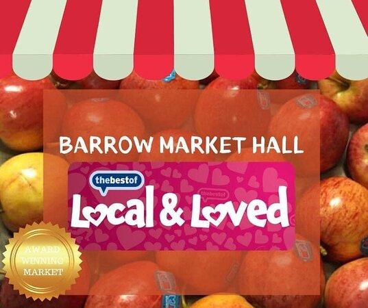 Barrow Market Hall