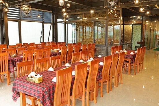 Tầng 2 tại nhà hàng