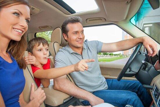 Smartphone Audio Driving Tour between Bracebridge & Toronto