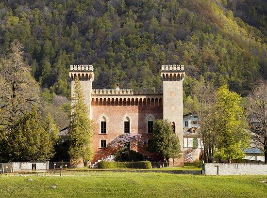 Palazzo Castelmur (Stampa - Bregaglia GR)