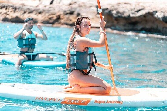 Aventure en hors-bord à Calvià avec activités incluses