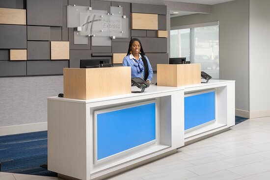 Our friendly staff is here to and we can't wait to greet you