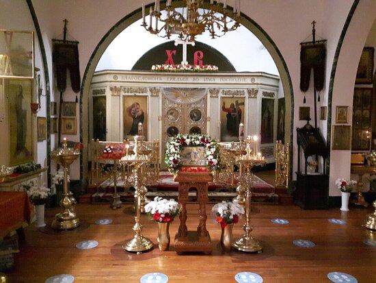 Chiesa di San Nicola - Ortodossa Russa -