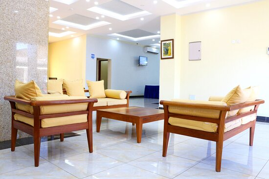 Kisumu, Kenya: Guest Lounge