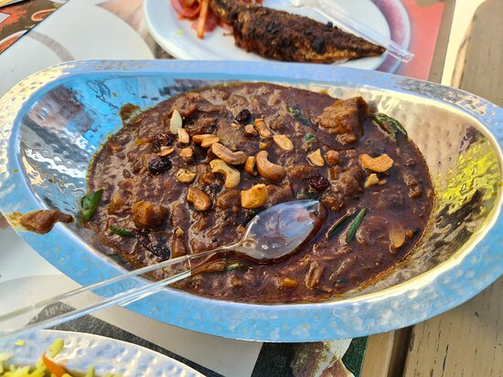 Thalassery Mutton Curry