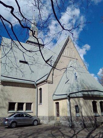 Zelenogorsk, Russia: Зеленогорск-Терийоки Лен.обл. кирха