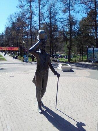 Zelenogorsk, Russia: Зеленогорск скульптуры