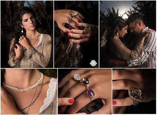 Hand made jewelry by Matthaios art jewels
