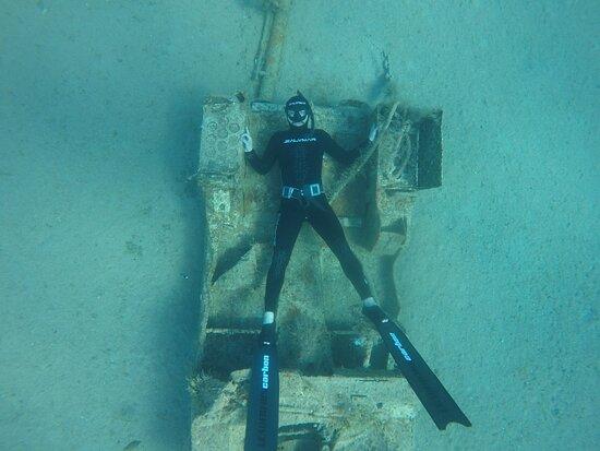 Abood  Freediver