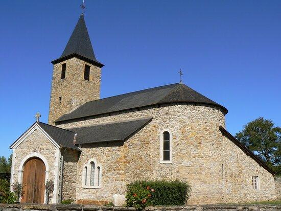 Eglise Saint Jean Baptiste d'Aren