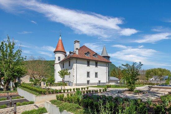 Le Restaurant du Château Brachet – Bild von Chateau Brachet, Gresy-sur-Aix - Tripadvisor