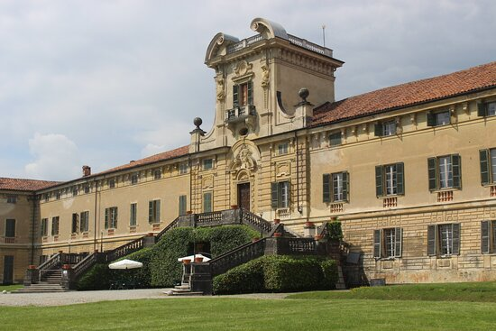 Rivara, Italia: Facciata