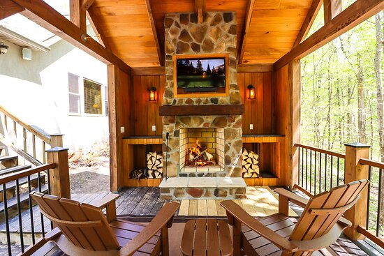 Ravine's Edge ALL NEW Outdoor Living Space