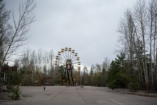 Chernobyl Exclusion Zone: Introduction