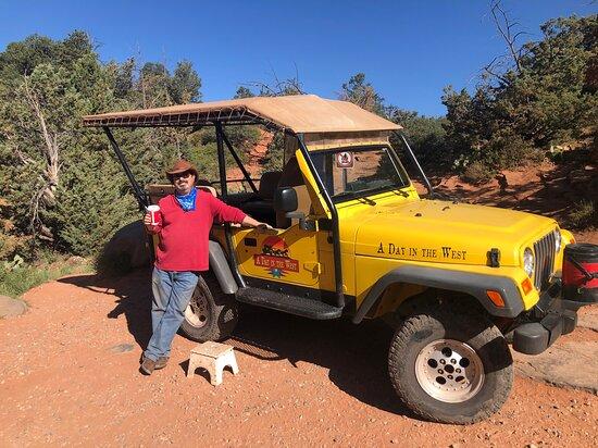 Private Mogollon Rim Jeep Tour from Sedona Resmi