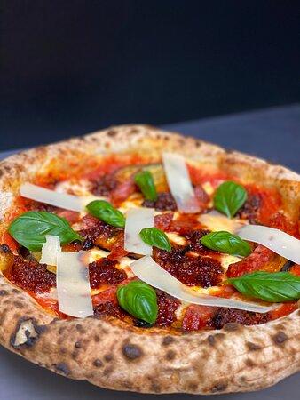 Pizza Nduja