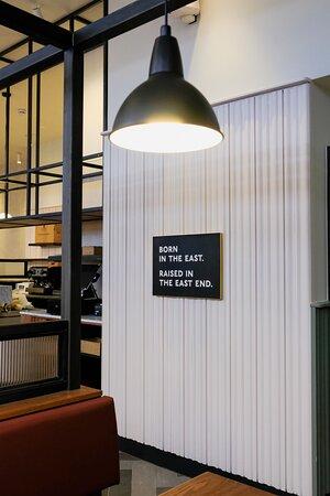 Rosa's Thai Cafe Birmingham interior