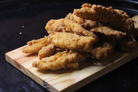 Cubatao, SP: As melhores porções de sassami (filé de frango deliciosamente empanadas