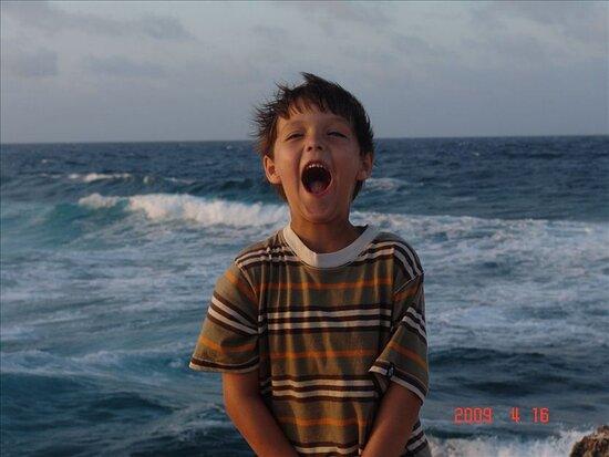 Aruba: Back Island fun