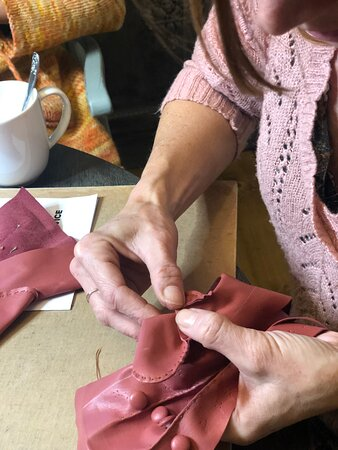 hand sew course