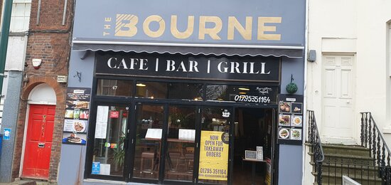 Sittingbourne, UK: New cafe bar grill and Mediterranean restaurant