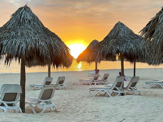 Staff at Level @ Melia Punta Cana Beach