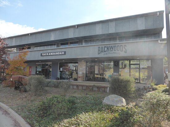 Yackandandah, Úc: Yack Station