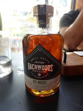 Yackandandah, Úc: Great whisky