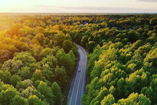 Smartphone Audio Driving Tour between Gravenhurst & Toronto