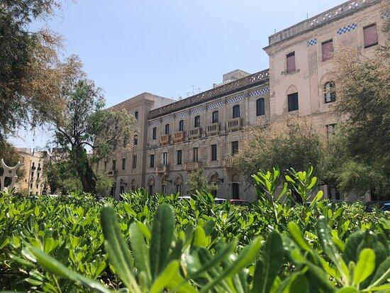 Palazzo Dei Mutilati