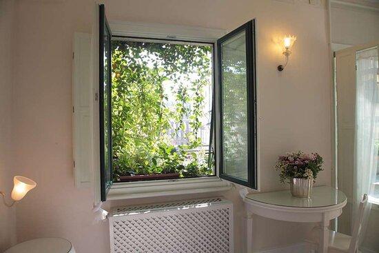 Terrace Delux Room
