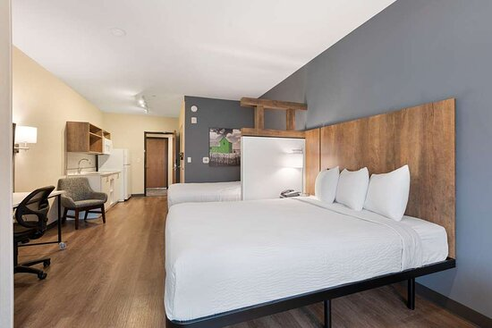 Superior Studio - 2 Full Beds